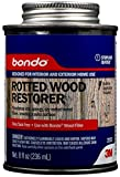 Bondo 20131 Rotted Wood Restorer - 8 oz.,