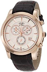 Rotary Men's GS90020/02 Les Originales Classic Chronograph Strap Swiss-Made Watch