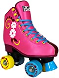 Roller Skates for Girls | HYPE uGOgrl girls quad roller skates | Comfortable fit | Made for Fun | Looks great (J13)
