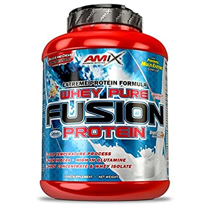 Amix Whey Pure Fusion Proteínas - 4000 gr_8594159532991