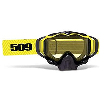 2a930038d73 Amazon.com  509 Sinister X5 Goggle (Yellow)  Automotive