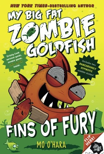 FINS OF FURY: MY BIG FAT ZOMBIE GOLDFISH (St Christmas Mo Store Louis)