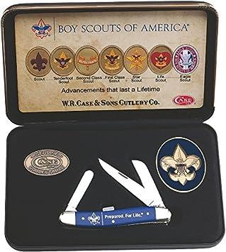 Case Boy Scout Stockman Gift Set