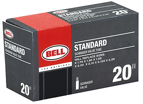 Bell 20-Inch Universal Inner Tube, Width Fit Range 1.75-Inch