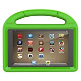 PC Hardware : Huaup Case for All-New Fire HD 8 2017 - Kids Light Weight Shock Proof Handle Friendly Convertible Stand Case for Fire HD 8 inch Display Tablet (Fire HD 8, Green)