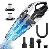 Best Cordless Handheld Vacuums - Cordless Handheld Vacuum, 8Kpa Hand Vacuum Cleaner Review