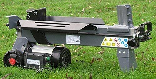 STAHLMANN® Holzspalter 7 Tonnen / 520mm liegend mit stufenlos verstellbaren Spaltweg bis max. 520 mm! TÜV/CE zertifiziert.