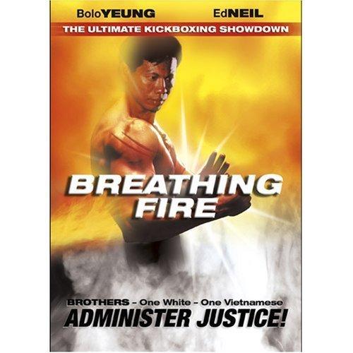 Breathing Fire by Echo Bridge Home Entertainment by Brandon, Kennedy, Lou De-Wilde