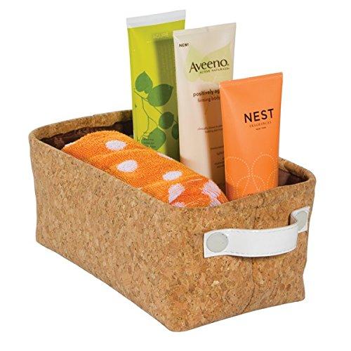 mDesign Bathroom Storage Shampoo Cosmetics