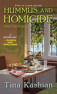 Hummus And Homicide by Tina Kashian ebook deal
