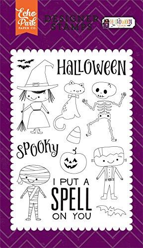 Echo Park Paper Company Halloween Costumes -