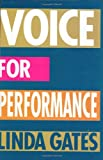 Voice for Performance, , 1557833966