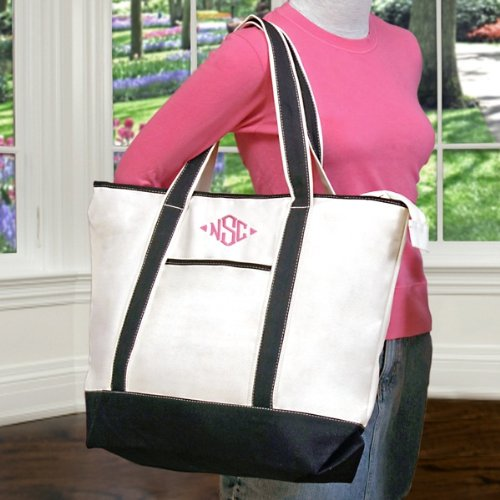Cathys Concepts 2081BL Weekender Tote