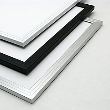 激安アルミポスターフレーム A1サイズ(841×594mm) シルバー 【ア/銀