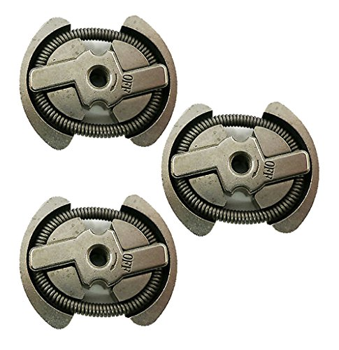 Husqvarna Craftsman Poulan Chainsaw (3 Pack) Replacement Clutch Assembly # 530014949-3pk