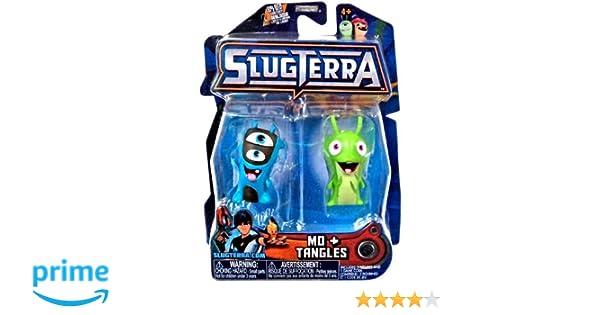 Slugterra Series 3 Mo /& Tangles Mini Figure 2-Pack
