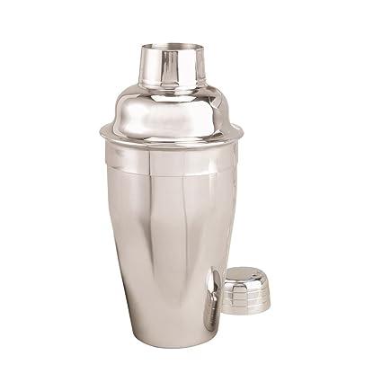 Compra axentia Drink - Coctelera batidora Leche Mano Shaker ...