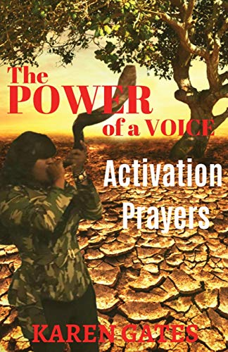 Pdf Christian Books The Power of a Voice: Activation Prayers