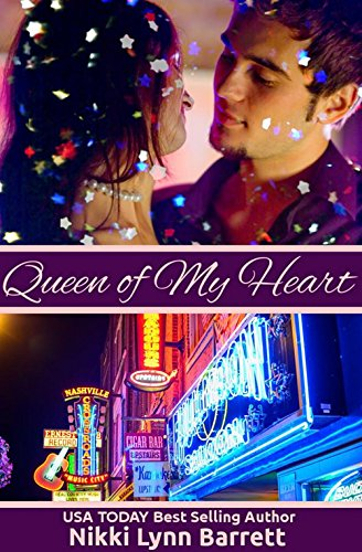 Queen Of My Heart (Life Won't Wait Book 1) by [Barrett, Nikki Lynn]