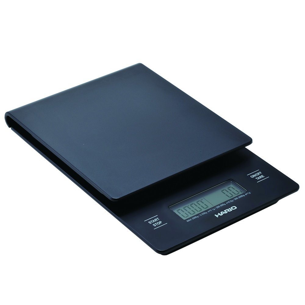 Hario VSTM-2000HSV V60 Stainless Steel Drip Scale