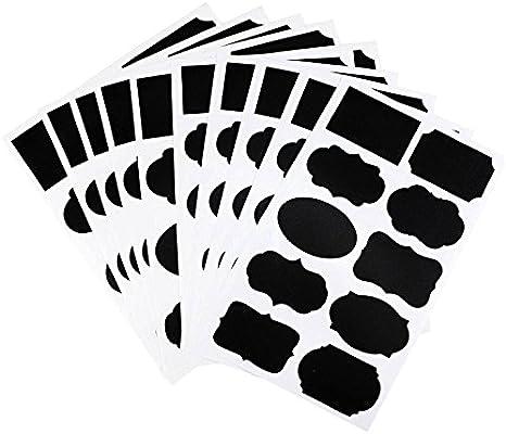 Amazon.com: OnUpgo, 90 etiquetas adhesivas reutilizables de ...