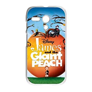 Motorola G Phone Case Cover White James and the Giant Peach3 EUA15986692 Unique Design Phone Case