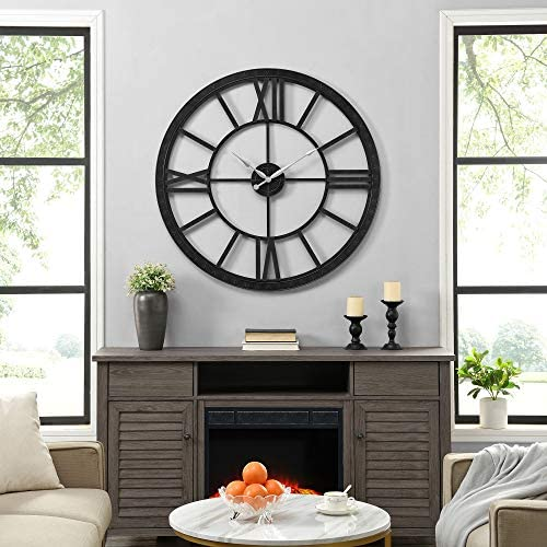 FirsTime Co. Black Big Time Clock