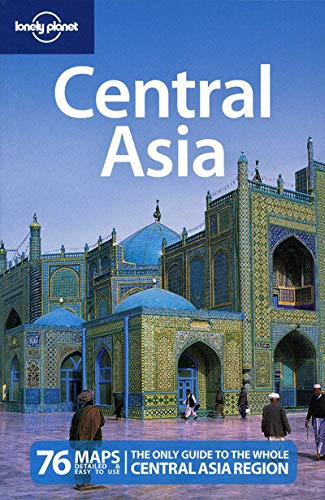 Central Asia  Country Regional Guides