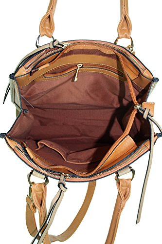 Similpelle Borchie Tracolla Bag In 2419 qwn1aW5Hpc