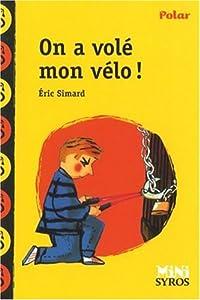 """Afficher """"On a volé mon vélo !"""""""