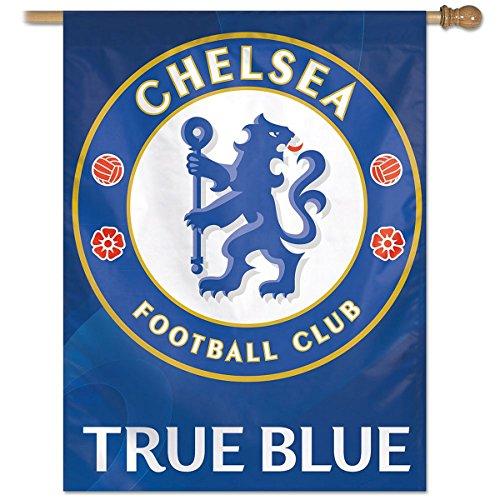 Chelsea Fc Flag (English Premiership Chelsea Officially Licensed Flag, Multi, Large)