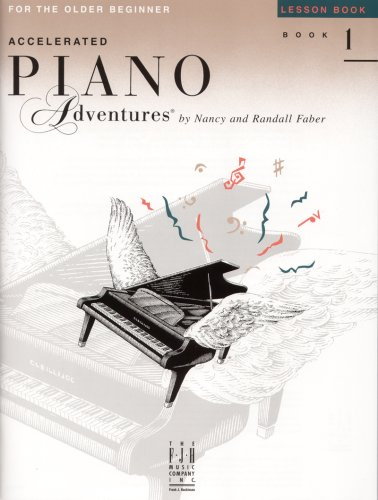 Accelerated Piano Adventures: Lesson Book Level 1