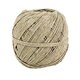 Tools & Hardware : Darice 400-Feet Hemp Cord, 48-Pound, Natural