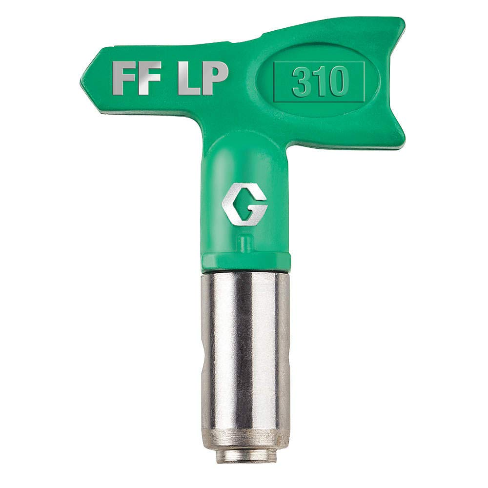 Graco FFLP310 Fine Finish Low Pressure RAC X Reversible Tip for Airless Paint Spray Guns