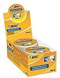 BIC 897178 Fingertip Moistener 20 ml Pack of 6 White/Orange