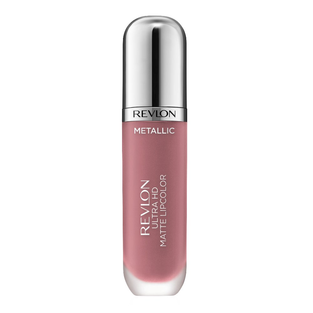 Revlon Ultra hd matte metallic lipcolor gleam, 5.9 Milliliter 4372-21
