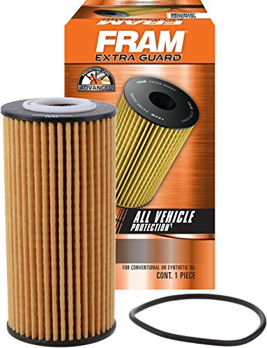 2019 Volkswagen Jetta Oil - FRAM CH11784 Extra Guard Oil Filter