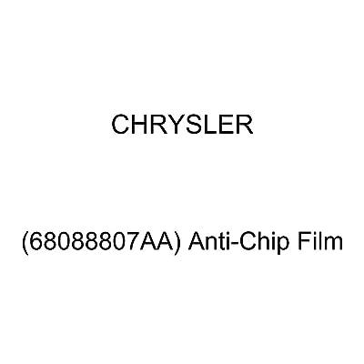 Chrysler Genuine (68088807AA) Anti-Chip Film: Automotive