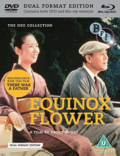 - Equinox Flower / There Was A Father (Dual Format) [Blu-Ray Region B and DVD (PAL) Region 2 Import - UK]