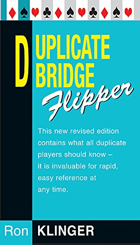 Duplicate Bridge Flipper (Master Bridge)