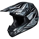HJC Fulcrum Youth Boys CL-XY MX/Off-Road/Dirt Bike Motorcycle Helmet - MC-5 / Small