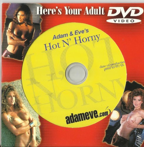 Hot N' Horny Adult Dvd Adam and Eve
