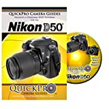 Nikon D50 Instructional DVD by QuickPro Camera Guides