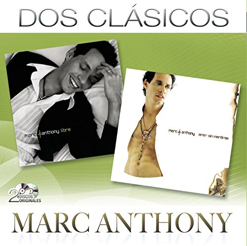 Marc Anthony - Dos clásicos Marc Anthony - Zortam Music