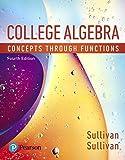 College Algebra: Concepts Through Functions Plus