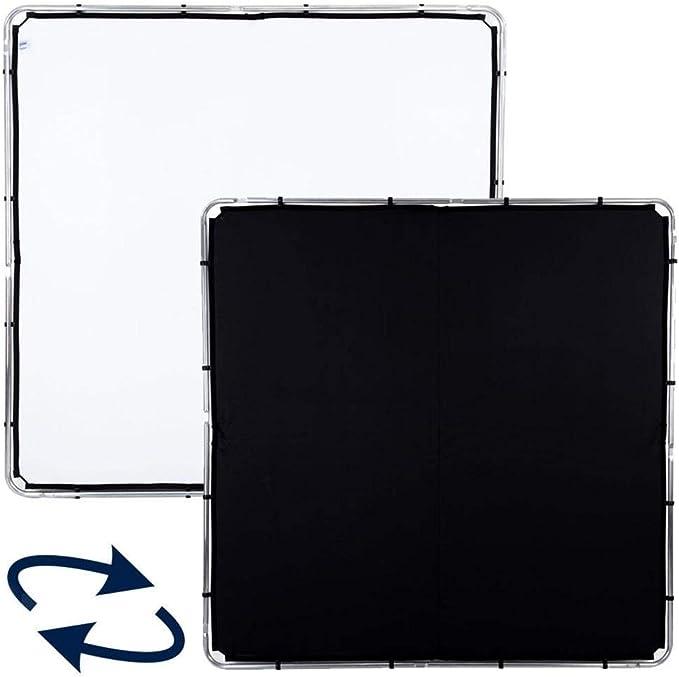 3 Lastolite Von Manfrotto Ll Lr82221r 2 X 2 M Skylite Diffusor Rapid Stoff Groß Schwarz