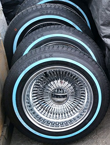 wire rims and tires for cars - 2
