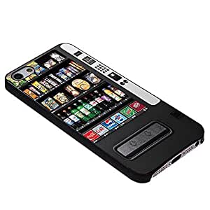 Coca Cola and Snickers Vending for Iphone Case (iphone 5c black)