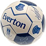 Everton F.C. Football Signature Official Merchandise