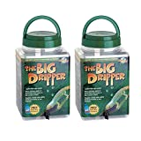Best Dripper Tanks - Zoo Med The Big Dripper, Gallon (2-Pack) Review